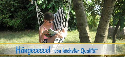 Hängesessel | http://www.haengematten-oase.de