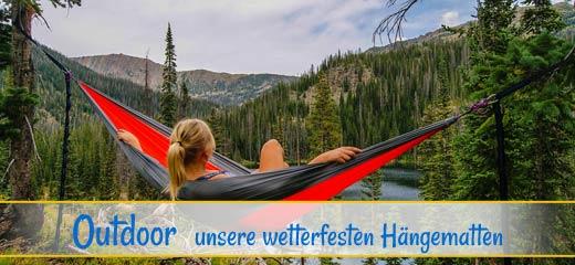 Trekking-Hängematten | http://www.haengematten-oase.de